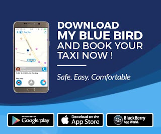 Aplikasi My Blue Bird, Berkunjung ke Suatu Tempat Menjadi Lebih Mudah
