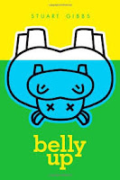 http://www.amazon.com/Belly-Up-FunJungle-Stuart-Gibbs/dp/1416987320/ref=sr_1_1?s=books&ie=UTF8&qid=1462840059&sr=1-1&keywords=belly+up
