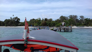 Pulau Leebong - Belitung