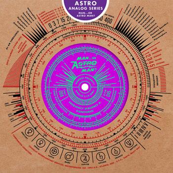 Astro-Man ad nauseam: Astro Analog Series: Volume 3