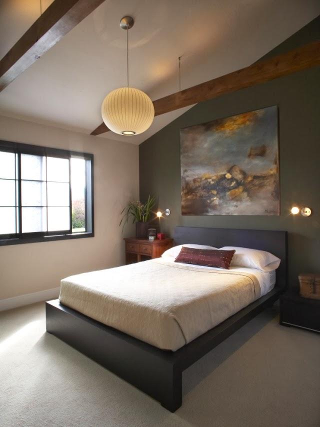 Dormitorios japoneses dormitorios colores y estilos - Dormitorios con estilo ...