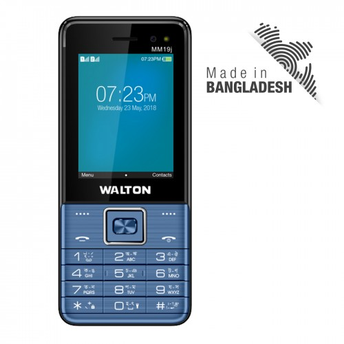 Walton Olvio MM19j Mobile Price in Bangladesh and Full Specifications