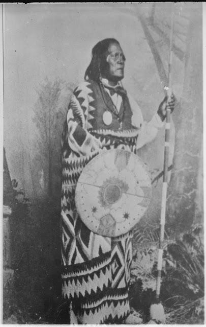 Chefe Apache Mescalero