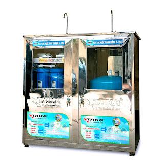 Máy lọc nước taka có tốt không