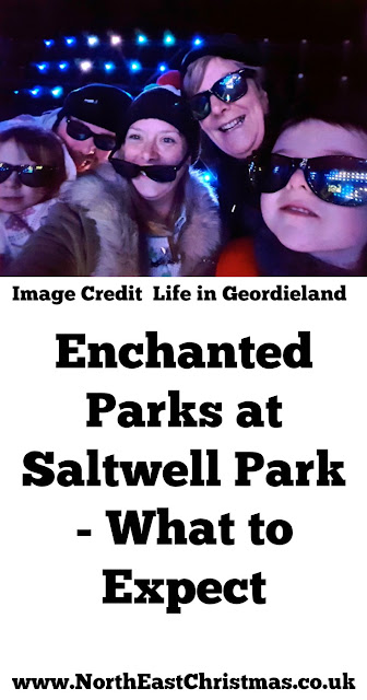 Enchanted Parks at Saltwell Park | Life in Geordieland