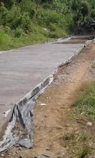 Masyarakat Harapkan Pembagunan Jalan Diperlebar