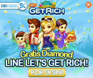 Diamond Get's Rich Gratis