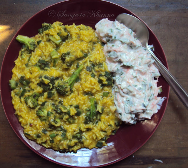 Khichdi when you are famished | a meal under 30 minutes