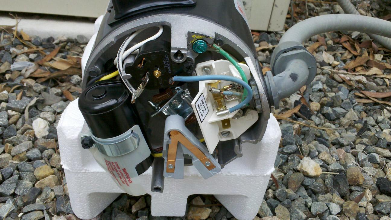 Whisperflo Parts Diagram Ao Smith Auto Electrical Capacitor Electric Wiring Motor 1tmv9 Hayward Super Pump 220v Pool