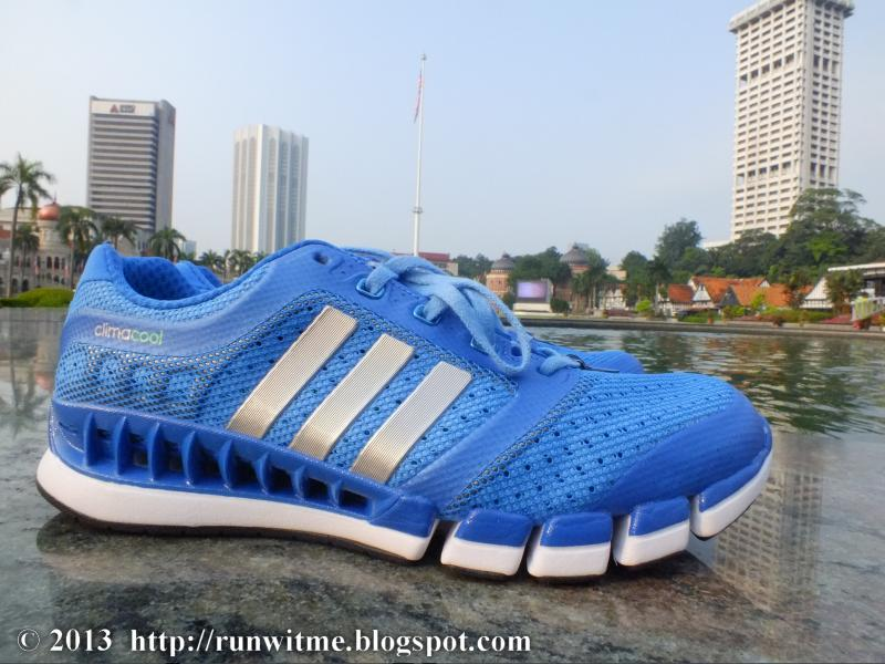 online retailer ddc2b 69e08 RUNNING WITH PASSION: Review: Unboxing of Adidas ClimaCool ...