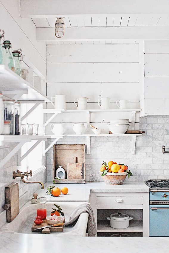 Citrus Season In California and New French Farmhouse Finds In the Shop