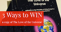 Leanne Margaret is the Australian author of book, The Love of the Universe. Writing about personal and planetary development, multidimensional consciousness and human transformation.