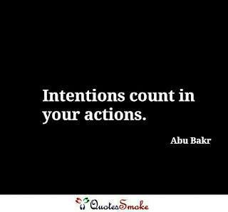 Wise Quote Of Abu Bakr