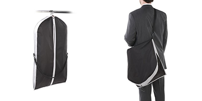 Head over to either Amazon or Macy s and snatch this neatfreak Travel Garment  Bag with Carry Strap for  7.19 (Reg.  15.99)! To purchase it from Macy s 93125d5484fb8