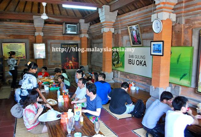 Ibu Oka Restaurant Ubud