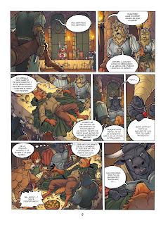 """Reseña de """"Los Campeones de Albión 2: Los malditos de Roncesvalles"""" de Dijan, Legendre y Arranz - Dibbuks"""