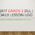 Grade 2 Daily Lesson Log for SY 2017-2018
