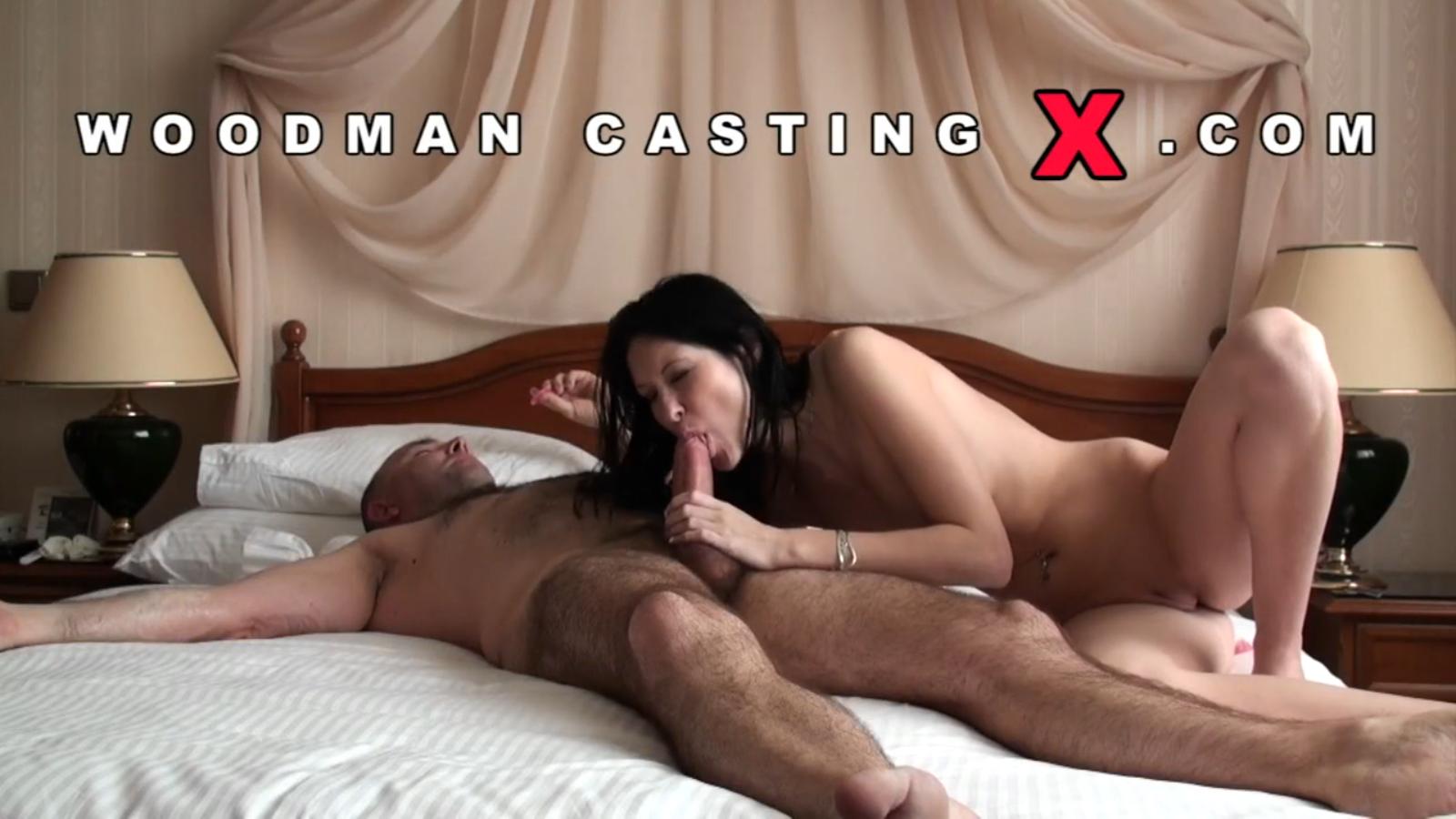 Woodmann casting com