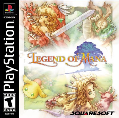 descargar legend of mana psx mega
