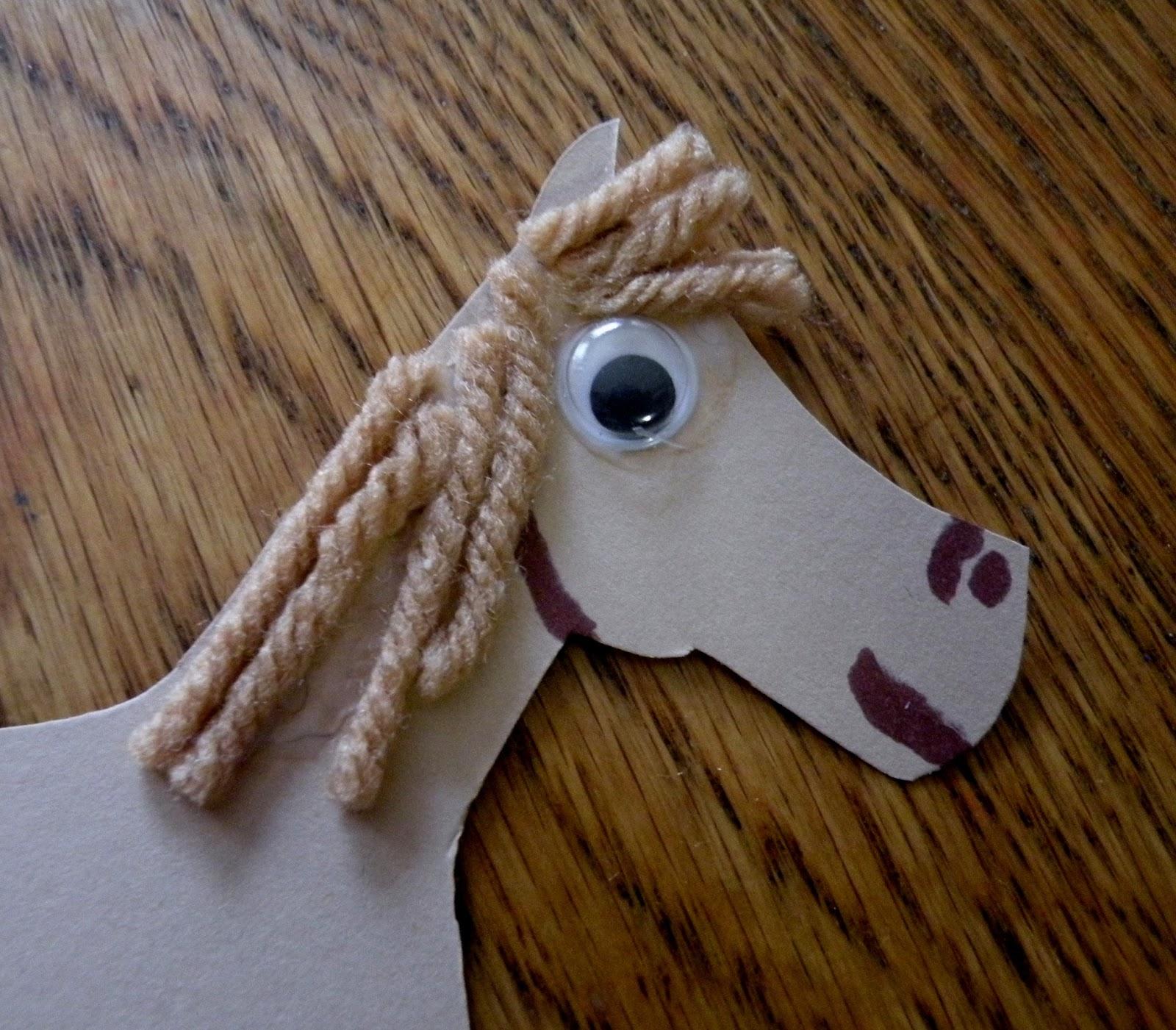 The Fantastic Five Jesus Is King Palm Sunday Donkey Craft