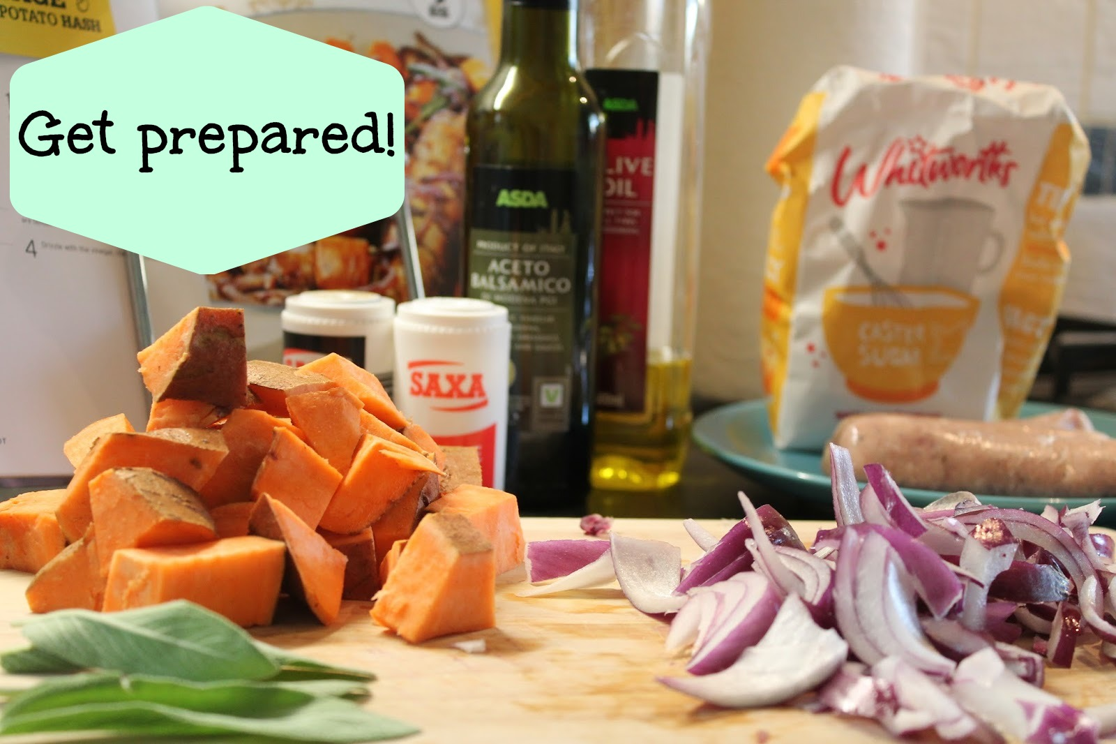 Tips to make following recipes and cooking that little bit easier!