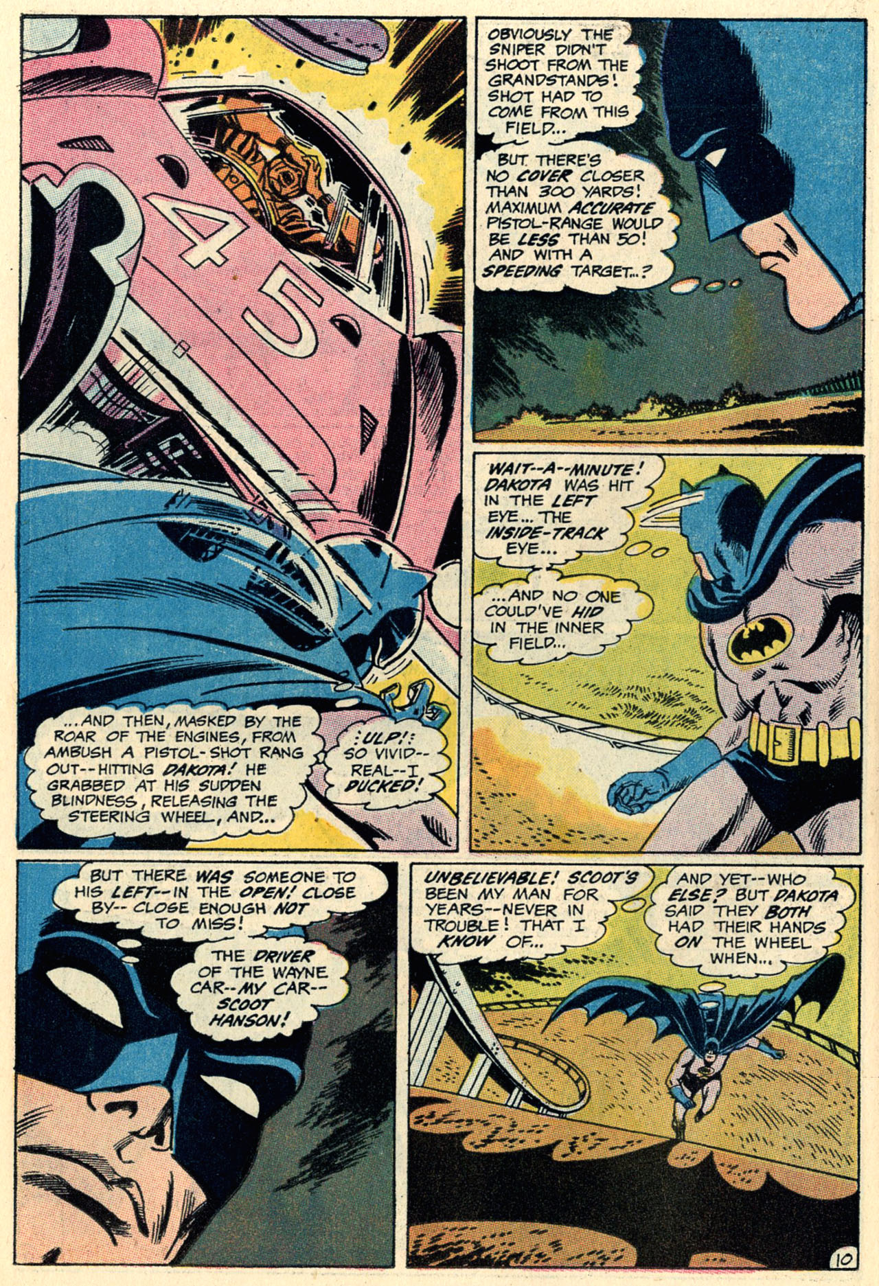 Detective Comics (1937) 394 Page 13