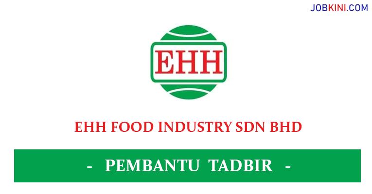 EHH Food Industry Sdn Bhd