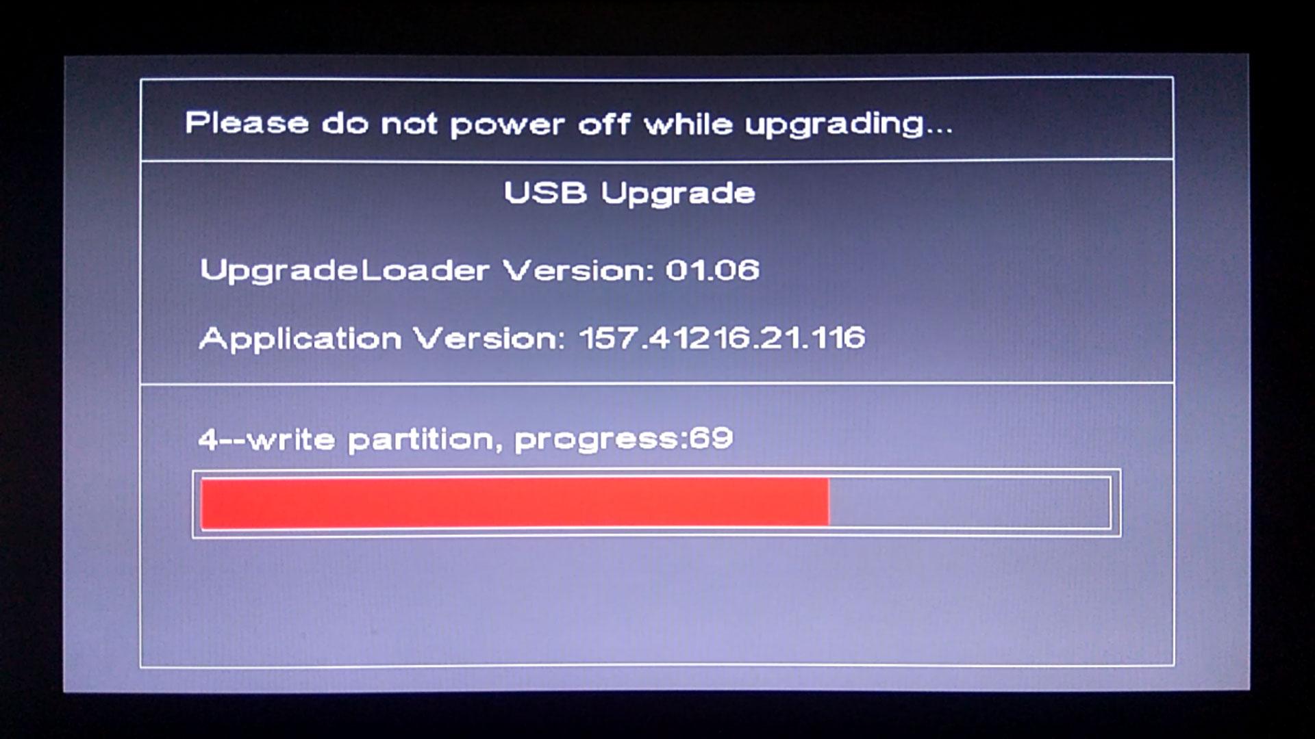 Cara Downgrade Upgrade MMP Raja Ampat Via USB Recovery