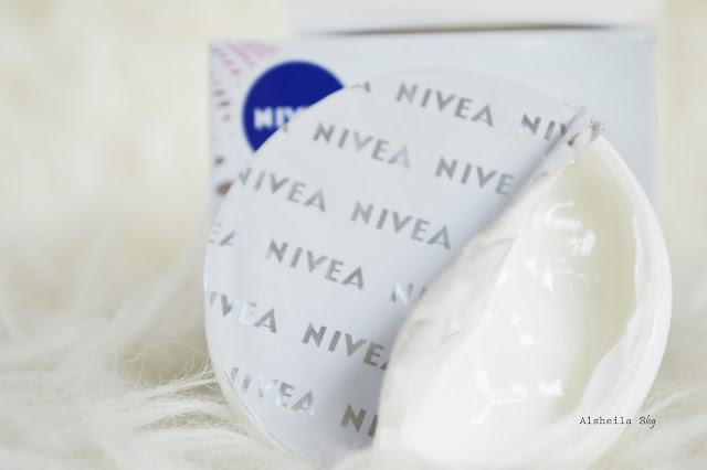 formula  Nivea Make Up Starter White Cream