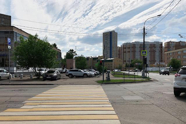 улица Бориса Петровского