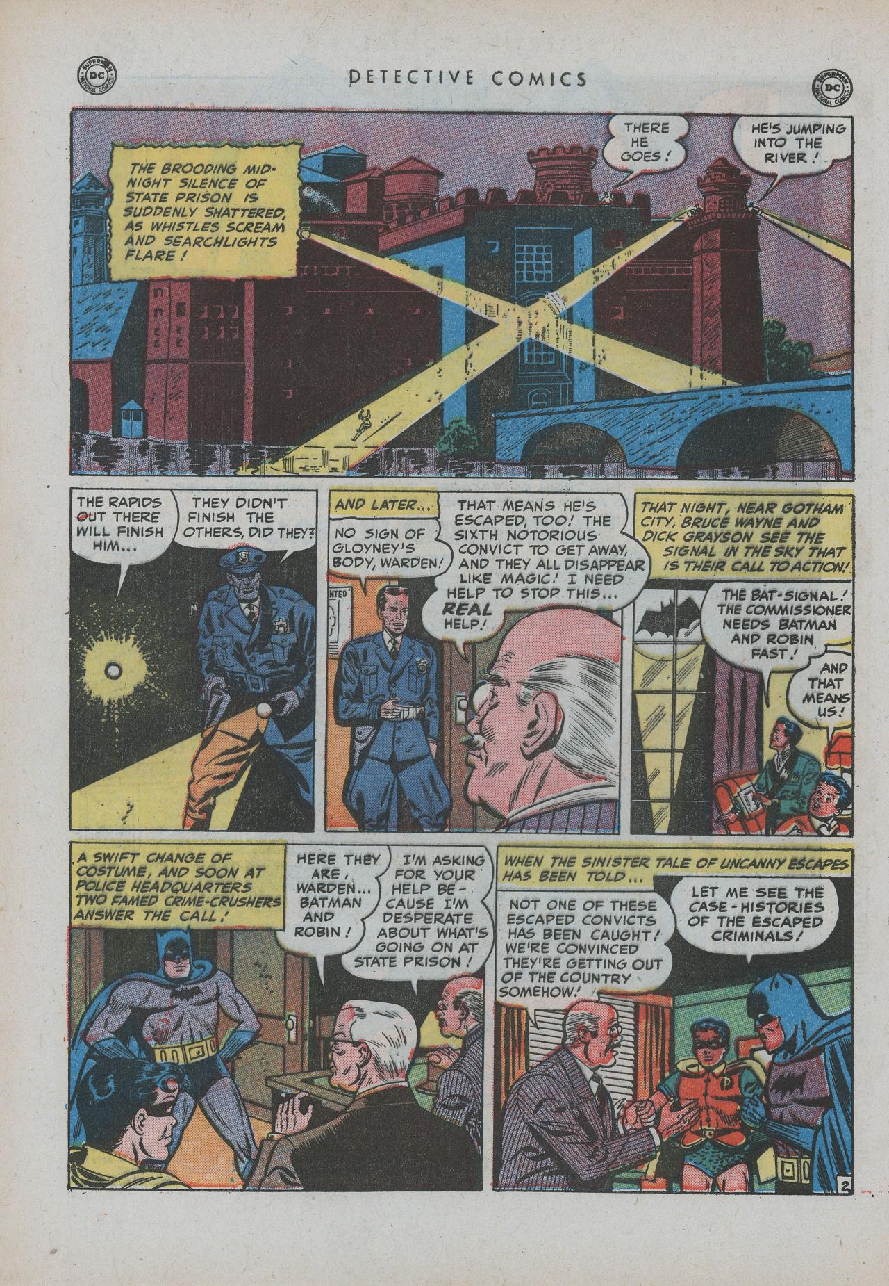 Read online Detective Comics (1937) comic -  Issue #154 - 4