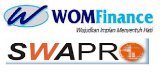 Logo PT. WOM FINANCE, Tbk