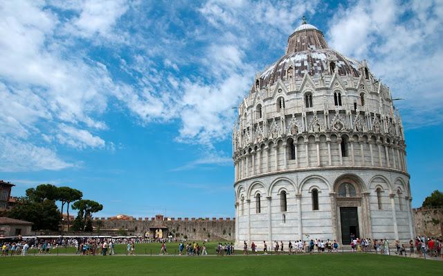 Bapisterio Pisa