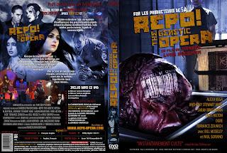 La jaquette du DVD du film
