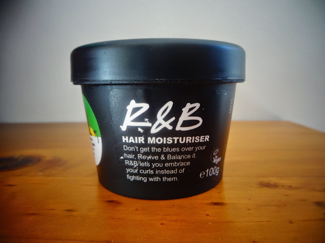 Lush R&B Hair Moisturiser Review
