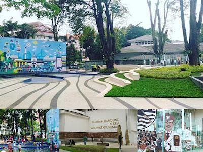 Taman dan Museum Sejarah Kota Bandung
