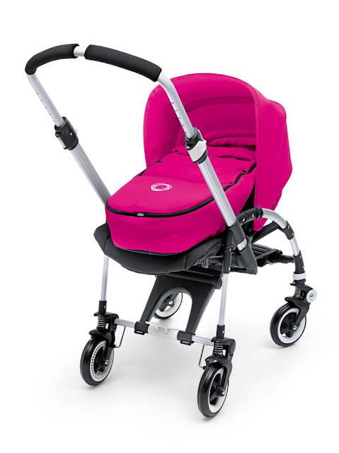 Crash test Poussette : la Bugaboo Bee