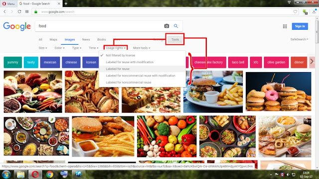 Cara paling aman mengambil gambar di Google