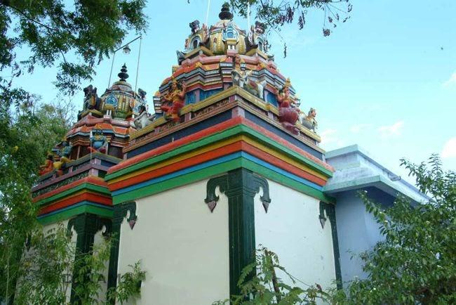 Sri Chitra Putra Nayanar Temple Vimanam