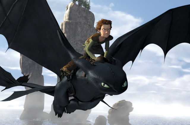 bi kip luyen rong 2, how to train your dragon 2