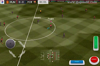 FTS Mod WE 2019 by Bang Khafid APK + OBB Data Download for Android