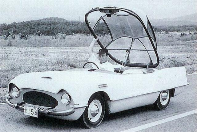 autos prototipo japones
