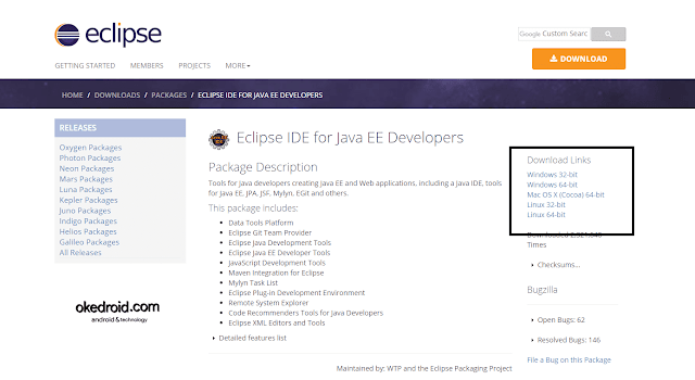 Eclipse IDE Download