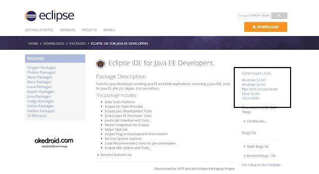 juga merupakan salah satu IDE terpopuler  Belajar Membuat Program Pertama Hello World Java di Eclipse