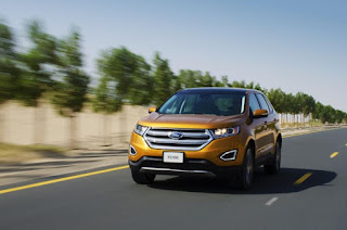 sync 3 New Ford Edge