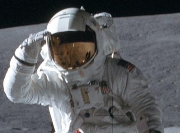 ancient astronaut on the moon - photo #20