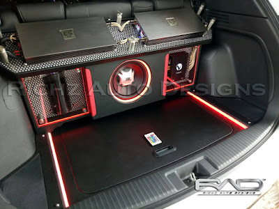 3way sistem audio by richz auto designs