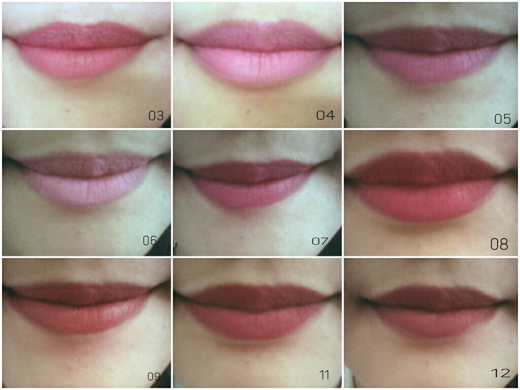 REVIEW: Wardah Longlasting Lipstick - Beauty Experience