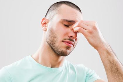 Begini Cara mengatasi hidung tersumbat saat tidur Yang Berbahaya !