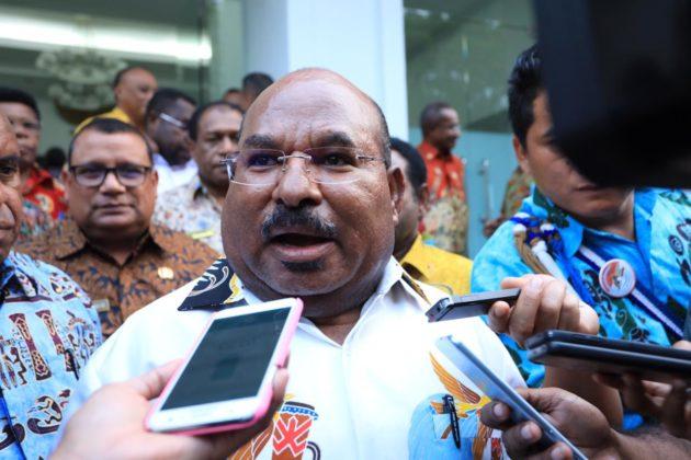 Enembe Terancam Dicabut dari Posisi Gubernur Papua